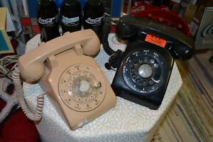 Vintage Bakelite Phones $25 each
