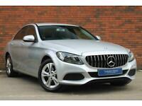 2015 Mercedes-Benz C Class 2.0 C200 SE (s/s) 4dr Saloon Petrol Manual
