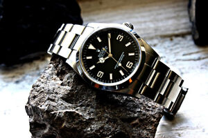Want to buy Rolex Explorer I or Rolex Datejust