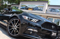 '15 Ford Mustang 6-Speed! 20' Rims+Lowered+MINT! ONLY $147/Pmts!