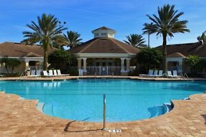 CONDO IN GATED 5* RESORT JUST 5 MINUTES FROM DISNEY!
