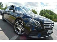 2017 17 MERCEDES-BENZ E-CLASS 2.0 E 220 D AMG LINE 4D AUTO-1 OWNER FROM NEW-LOW for sale  Warrington, Cheshire