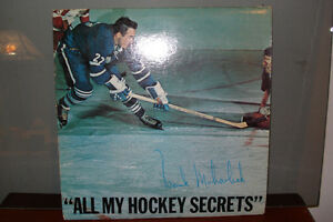 Frank Mahovlich Hockey Secerts Record