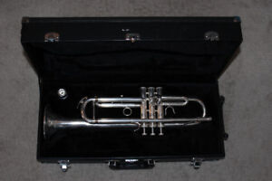 Silver Trumpet Great Condition