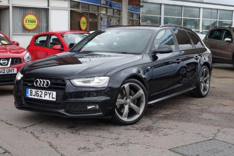 Audi a4 estate for sale glasgow