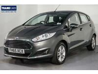 2016 Ford Fiesta 1.0 Ecoboost 100ps Zetec With Bluetooth And Heated Front Screen