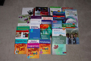 Lambton/Windsor BScN Nursing Textbooks