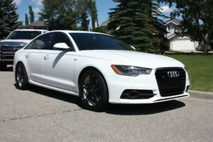 2012 Audi A6 3.0T Prestige S-Line, every available option 433hp