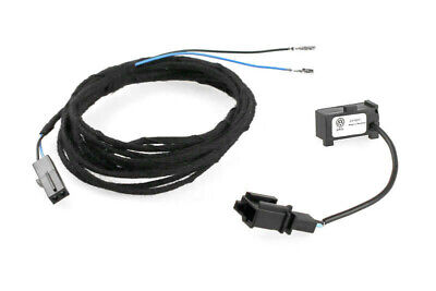 For VW GOLF 7 Original VW Microphone And Kufatec Connection Cable Bluetooth