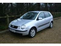 58583 Mile AUTOMATIC One Owner from NEW VW 1.4 POLO with FULL SERVICE HISTORY