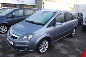 Vauxhall Zafira 1.9CDTI DESIGN DPF 150PS - Luxury 7 Seater - Great MPG and Powe