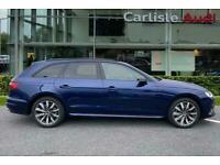 2021 Audi A4 Avant Sport Edition 35 TFSI 150 PS S tronic Auto Estate Petrol Aut