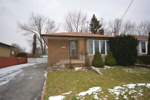 Great 3 Bdrm Home Backs Onto Town Park *WHITBY*