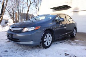 ***NICE!!! 2012 Honda Civic***