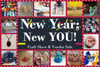 New Year; New YOU Craft & Vendor SALE!
