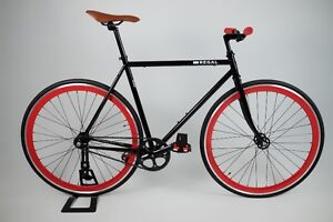 New Single Speed & Fixie Bikes by Regal Bicycles & Free Shipping