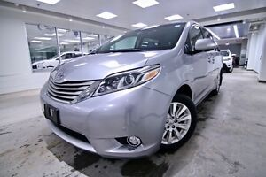 2016 Toyota Sienna Limited FWD 7-Passenger  - one owner - local