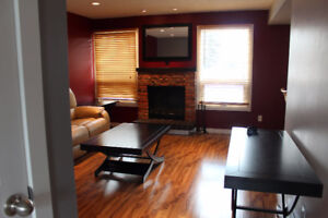 3 BEDROOM CONDO/TOWNHOUSE FINISHED BASEMENT MORINVILLE NOV. 1ST