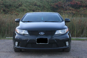 2012 Kia Forte SX Coupe (2 door)
