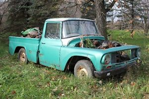 1960's International Pickup Parts Truck