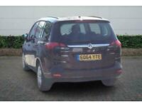 2014 Vauxhall Zafira 1.4T Exclusiv 5dr Estate Manual Estate Petrol Manual
