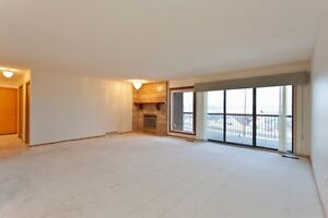 Gorgeous 2 Bdrm + Office Condo with Stunning Views!