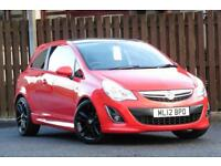 Vauxhall Corsa 1.2 Limited Edition 3dr PETROL MANUAL 2012/12