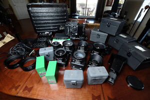 Fujifilm GX680iii + 6 lenses and accessories Complete kit! West Island Greater Montréal image 10