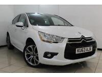 2014 63 CITROEN DS4 1.6 E-HDI DSTYLE AIRDREAM 5D AUTO 115 BHP DIESEL