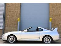 TOYOTA SUPRA VERY RARE AEROTOP TARGA VERSION , UNMODIFIED UNMOLESTED HARD FIND