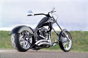 Custom - Project Xtremely Chopped