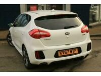 2017 Kia Ceed 1.0T GDi ISG GT-Line 5dr Hatchback Hatchback Petrol Manual