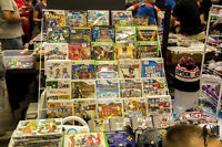 Join us at Ottawa's largest geek and gaming garage sale