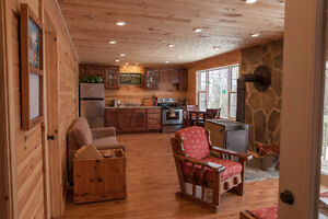 Two Bedroom Fully Renovated 1.3 Acre Waterfront Cabin