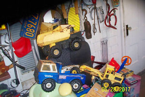 VINTAGE TONKA TOYS,AND MUCH MORE