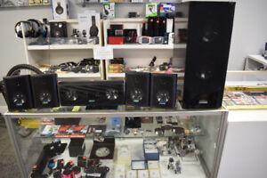 DaVinci 6 Speaker Set