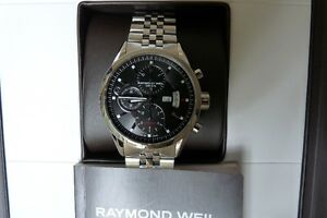 BRAND NEW Raymond Weil Freelancer Auto Chrono 7730-ST-20001