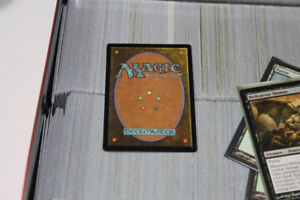 Magic Cards Game Large lot  Very good condition  Collectible