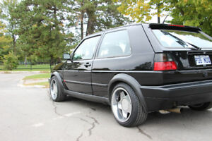 GOLF GTI 1992 R32 SHOWROOM