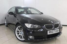 2007 07 BMW 3 SERIES 3.0 330D SE 2DR AUTOMATIC 228 BHP DIESEL