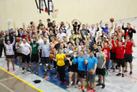 A bit of everything! Indoor, Co-Ed Rec Multi-Sport League!