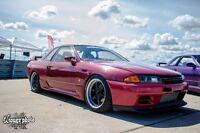 Nissan Skyline Gts-T 1992  375WHP pièce de qualité