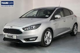 2016 Ford Focus 1.0 Ecoboost 100ps Zetec With Upgraded Wheels, Bluetooth And Hea
