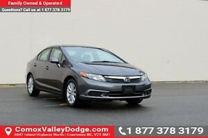 2012 Honda Civic EX SUNROOF, POWER SEATS