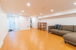 Newly renovated big 1 bedroom apartment in Seaton Village