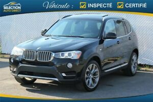 BMW X3 AWD 4dr xDrive28i 2015