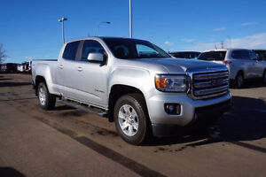 2015 GMC Canyon Crew Z71 4X4 SLE....YOU,RE APPROVED  100%