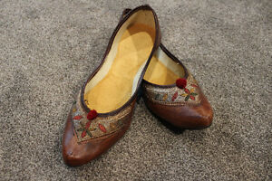 Hand Made Shoes From India 2 Pair