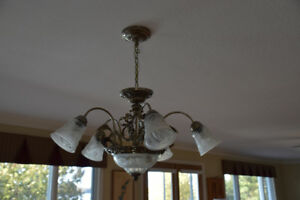 DINING ROOM CEILING FIXTURE