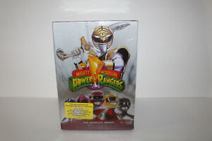 Power Rangers Complete series DVD!  New! London Ontario image 1